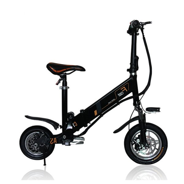 Bicicletta Leggera Pieghevole.Acquista Mini Bicicletta Pieghevole Pieghevole Bicicletta Pieghevole 12 Pollici Invece Di Bicicletta A Piedi Bicicletta Elettrica Leggera Bicicletta
