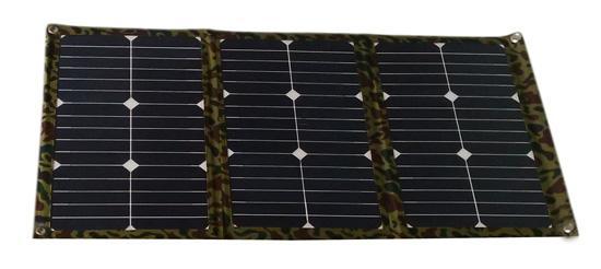 54 Watt Kit de Painel de Dobramento Painel Solar de Tecido Sem Fio Portátil para 12 V Bateria para RV Caravana Caravana