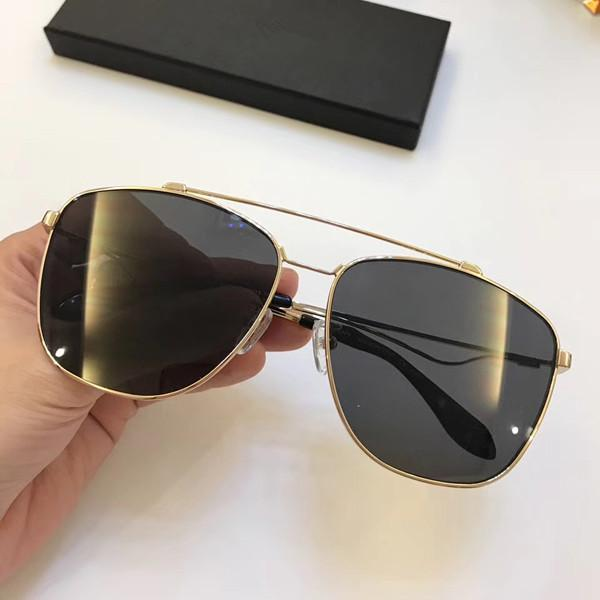 SGV Luxury Sunglasses Fashion Women Brand Designer Popular Style GV Square Frame UV Protection CR-39 Lens Full Frame Free Come With Case