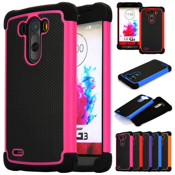 Hybrid Rugged Rubber Shockproof Hard Phone Cases for LG G3 G4 Sony Xperia Z2 HTC M9 With Soccer Skin protective Back Cover