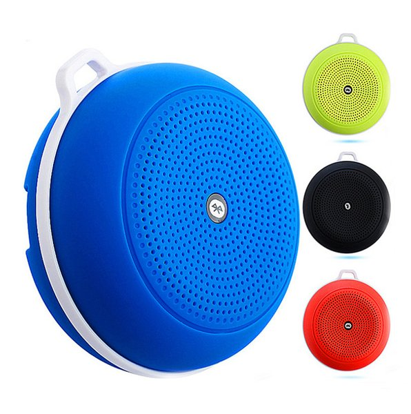 Outdoor sports Portable Wireless Bluetooth Speaker mini speakers Handsfree Receive Call for Samsung iPhone Laptop iPad MP3 MP4 TF Card