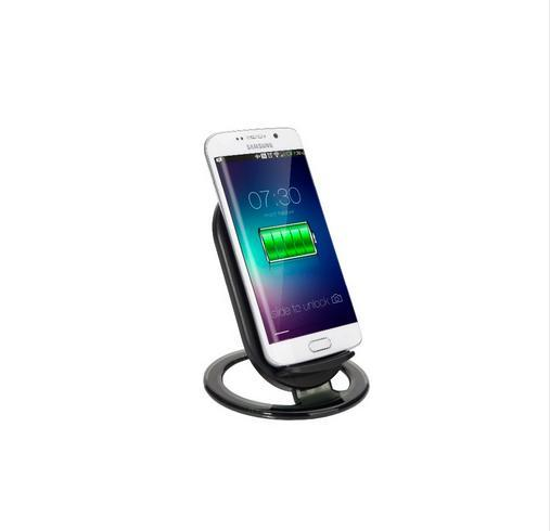 Chirstmas Gift New QI Wireless fast Charger Case Usb Power thinnest Pad quick Charging Bank For Samsung Galaxy S7 Edge S7