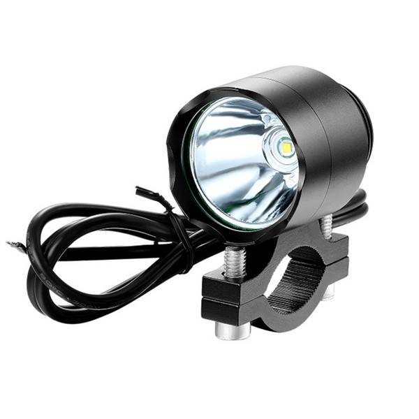 Vente chaude Universal LED Moto phare 4V-85V Transformerms Spotlight Haute Qualité Moto Feux De Brouillard T6 LED 10W 750LM