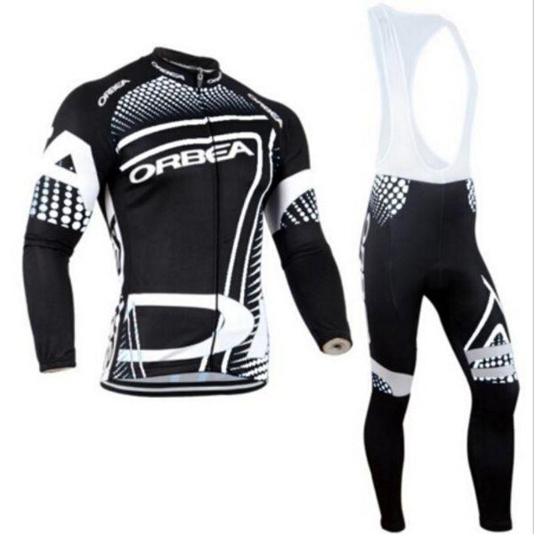 2016 team orbea lange ropa ciclismo radtrikots / herbst mountian fahrrad clothing / mtb fahrrad kleidung für mann