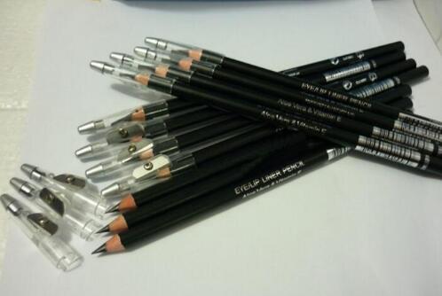 top popular Wholesale eyeliner SHIPPING MAKEUP waterproof eyeliner pencil black and brown 2021