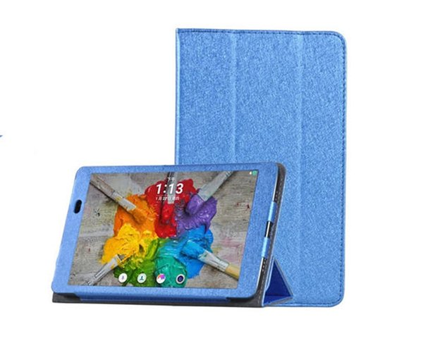 30pcs Silking PU Leather Cover for LG Gpad 3 8.0 V525 for LG G Pad X 8.0 V521 Tablet Case + Stylus Pen