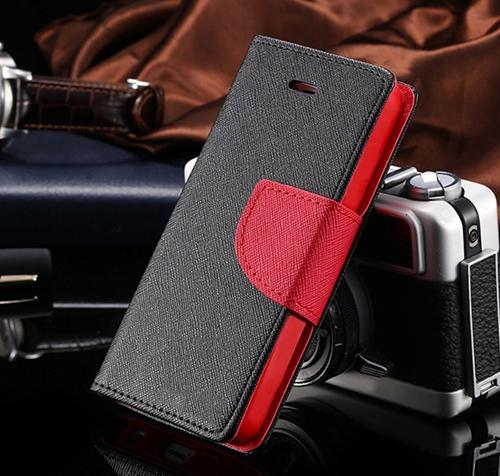Quality PU Leather Stand Case Card Slot flip cover For iPhone 4 5 6/6Plus Samsung Galaxy S3 S4 S5 S6 Note2/3/4 + Retail Package 1pc