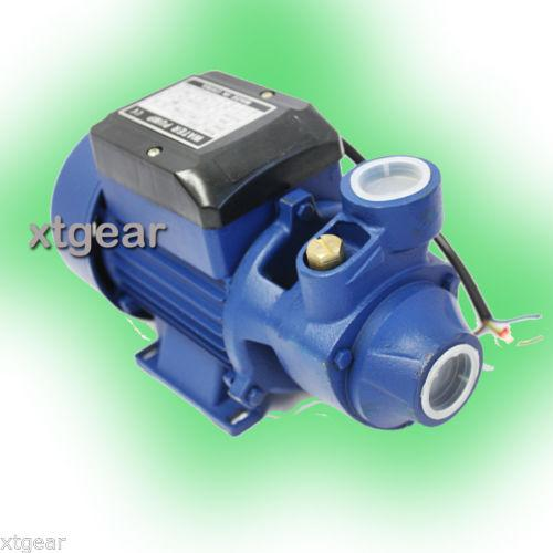 1/2 HP ELECTRIC WATER PUMP POOL FARM POND BioDiesel