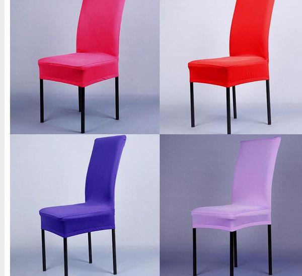 großhandel reines farben elastisches tuch stuhl bedeckung hotel, Wohnzimmer