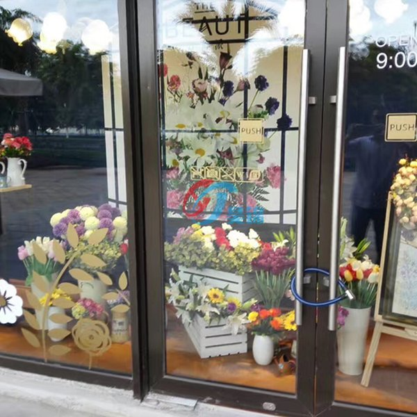 customize product simulation flower fake rose decor advertising decoration shop store Hydrangea Art flower arrangement high quality party