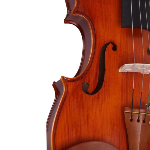 top popular Fir violin 1 8 1 4 1 2 3 4 4 4 violin violino Musical Instruments accessories 2021