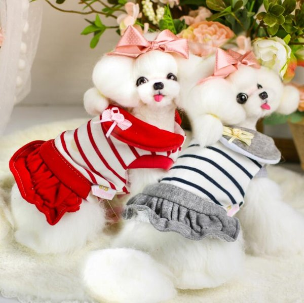 Lollipop Pet Products Supplies Dog Clothes Wear Apparel T-shirt Hoodies Puppy Winter Dog Coat Costumes Thick Downs 7DLP48