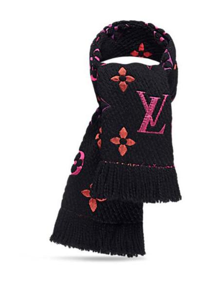 2019 Check Women Wool Cotton Cashmere Silk Scarves Scarf Wrap Shawl Pashmina Logomania Shine Scarf M71166 180x35cm