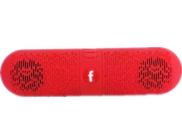 İki stereo Perakende Kutusu ile açık Taşınabilir Bluetooth Hoparlör Siyah beyaz kırmızı mavi Renk sıcak satış hoparlör