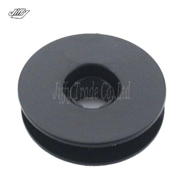 top popular Auto Car Mat Carpet Clips ABS Plastic Fixing Grips Clamps Floor Holders Sleeves For PEUGEOT 407 307 308 607 Premium Black 8pcs 2019