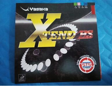 Yasaka XTEND HS Table Tennis Rubber Ping Pong Rubbers High Quality For Blade / Bat / Base Free Shipping