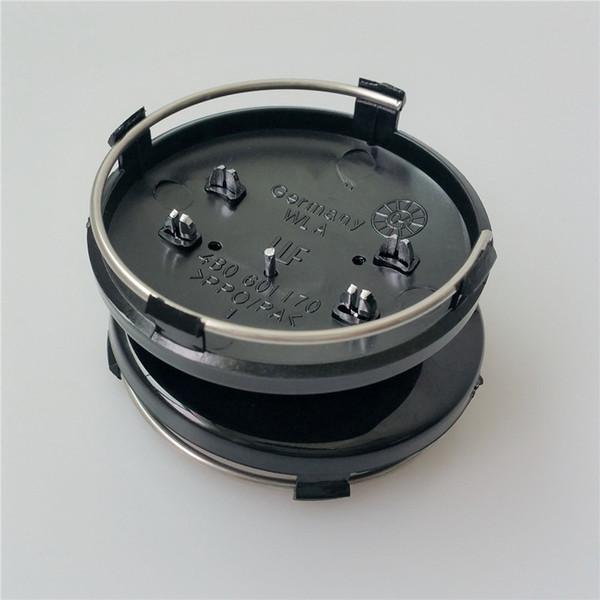 negro para las cubiertas de las ruedas del coche