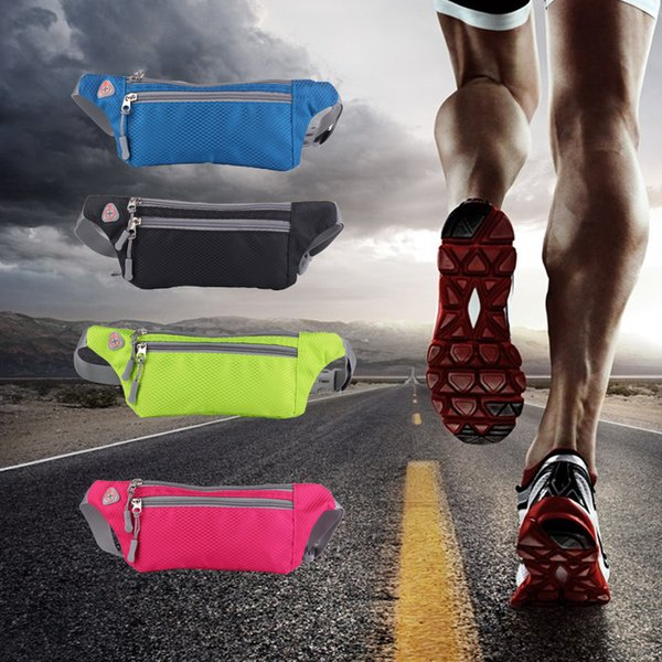 Universal Waterproof Running Pocket Sport GYM Case Bag Pouch Cover Waist Belt Mobile Phone For Sony Xperia Z3 Compact M2 M4
