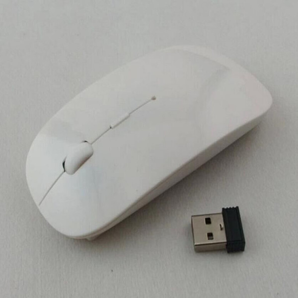 Wireless Mouse Bianco