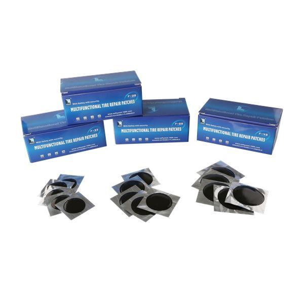 réparation de pneu patch tube de bande-patch réparations SP-13002 bule gomme 1-1 / 8