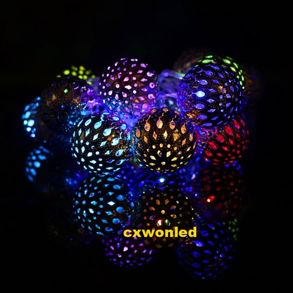 Silver ball-RGB
