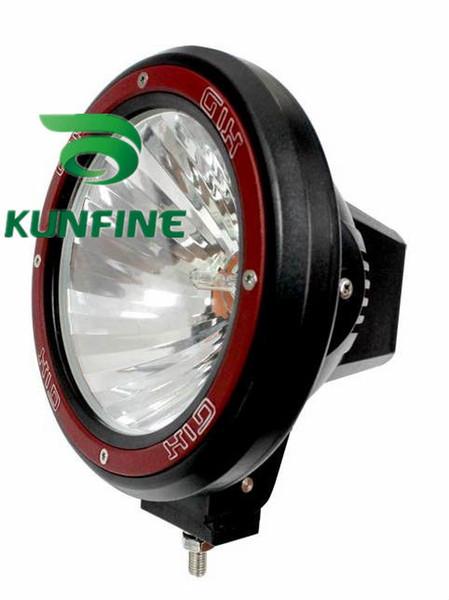 9 INCH HID Driving Light Offroad Spot / Flood Beam Light for SUV Jeep Truck ATV HID XENON Fog Lights HID work light KF-K5003
