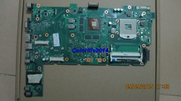 for Asus N73JQ N73JF REV 2.1 laptop motherboard (mainboard/system board)fully tested & working perfect