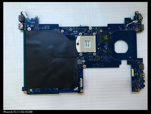 original For samsung SENS Q230 laptop BA92-06823A BA41-01310A HOUSTON-12 HM55 N11M-GE2-S-B1 Non-integrated Motherboard ,fully tested