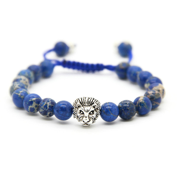 azul plata