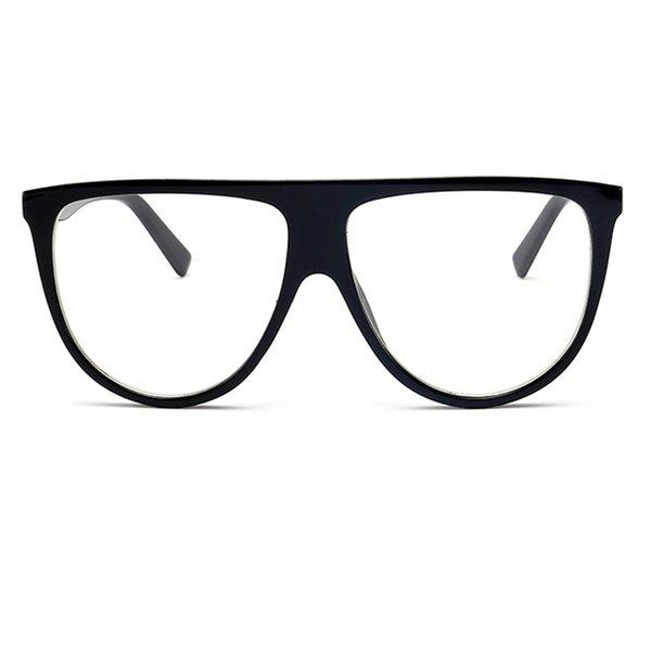 Siyah Çerçeve Sifonu Lens