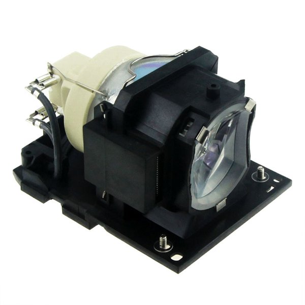 DT01181 Projector Lamp for Hitachi BZ-1 CP-A220N CP-A221N CP-A221NM CP-A222NM CP-A222WN CP-A250NL Replacement Bulb with Housing