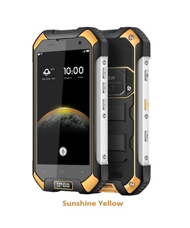 Original Blackview BV6000 4.7Inch IP68 Waterproof 4G LTE Cell Phone MTK6755 Octa Core 2G RAM 32G ROM Android7.0 13.0MP NFC