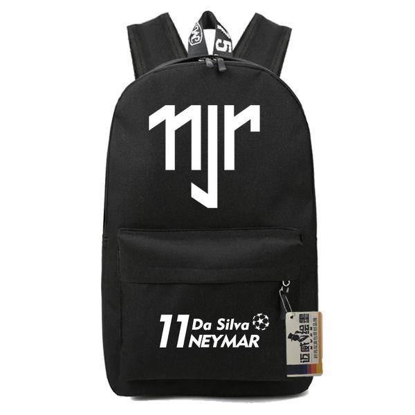 Neymar backpacks kids school bags backpack for teenage boys girls barcel  souvenir bookbag soccer travel bags 963c22c58e7dd