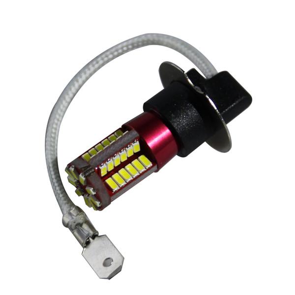 купить оптом автомобильные светодиодные лампы H3 57 Smd 3014 лампы