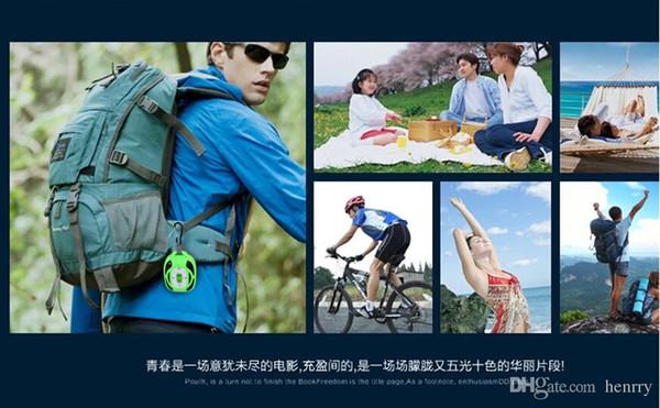 Altavoces estéreos al aire libre solares Bluetooth JT2693, estéreo inalámbrico de Bluetooth, mini subwoofer de la tarjeta, lector de tarjeta del TF de la ayuda Play