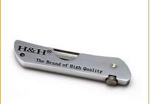 top popular Hot Locksmith Tools H&H Fold Pick Tool Lock Picks Tools Padlock Tool Locksmith Free Shipping 2020