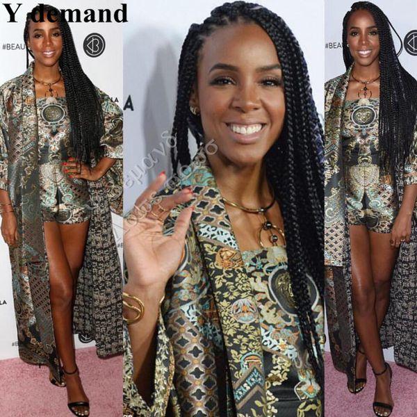 X-pression Braid Extension 82inch Long 165g 6pcs/lots Yaki Synthetic Crochet Braid Hair Extensions Braiding Hair Bulk Hair Weaves For Women