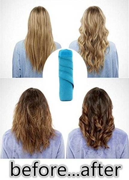 New The Sleep Styler Set Hair Curler Rolling Hair Stick Rollers-Long Style Your Hair Without Damaging It