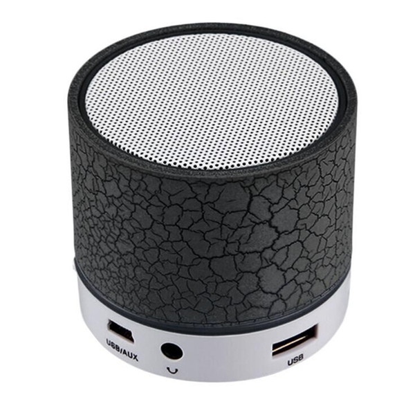 mini portable speaker black