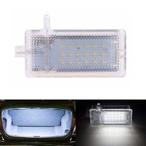18 LED Trunk Luggage Light Boot Glove Box Lamp Car Light Source For BMW E46 E53 X5 E81 X1 E87 Facelift E93 F25 X3 MINI R50 R56