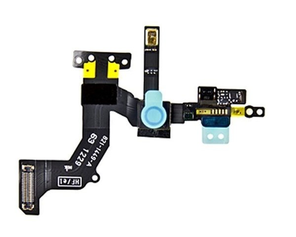 Proximity Light Sensor Flex Cable with Front Facing Camera for iPhone 5 5S 6 6 Plus 6S 6S Plus Replacement Parts Free shipping
