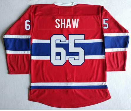 best website aaaff d5b94 discount code for adidas canadiens 65 andrew shaw red home ...