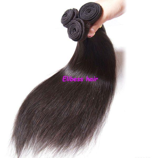 straight hair 65g/pcs 5pcs/lot 8A Peruvian Hair brazilian hair indian hair Malaysian Virgin Hair , Mongolian Human