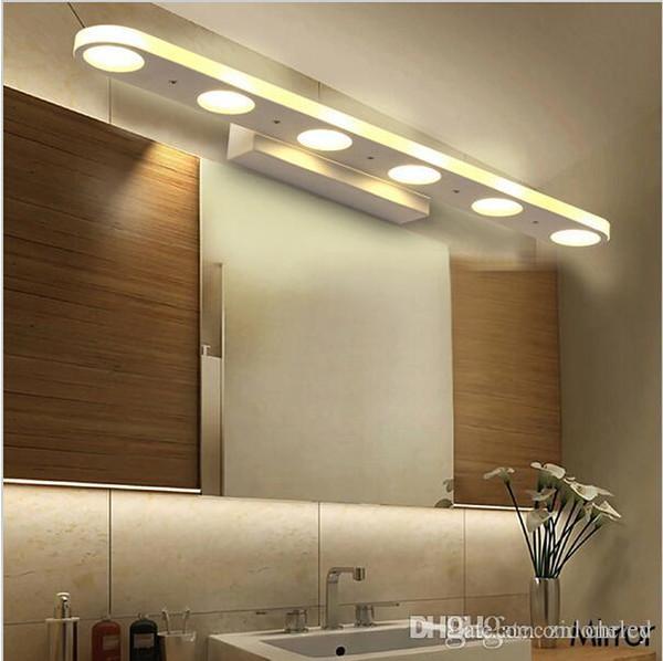 Großhandel Kreative Badezimmer Eitelkeit Led Licht Led ...