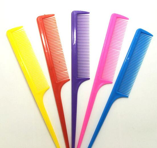 Hot New Hair Pointu Tail Peigne Nicety Type Clip Design Le Salon Outils Coiffeur Kératine Traitement Styling YH063