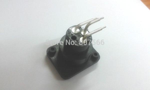 Adaptateur de prise femelle 100 PCS XLR à 3 broches pour montage sur panneau