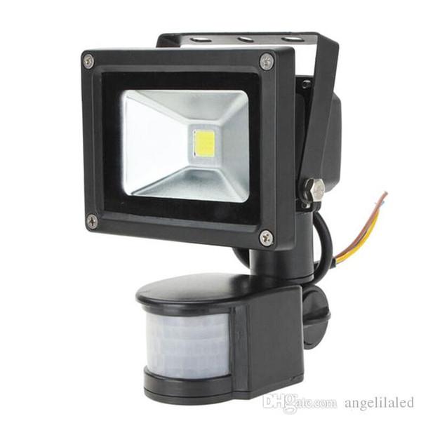 Pir motion sensor led flood lights 10w 20w 30w 50w ac85 265v ip65 pir motion sensor led flood lights 10w 20w 30w 50w ac85 265v ip65 security outdoor aloadofball Image collections