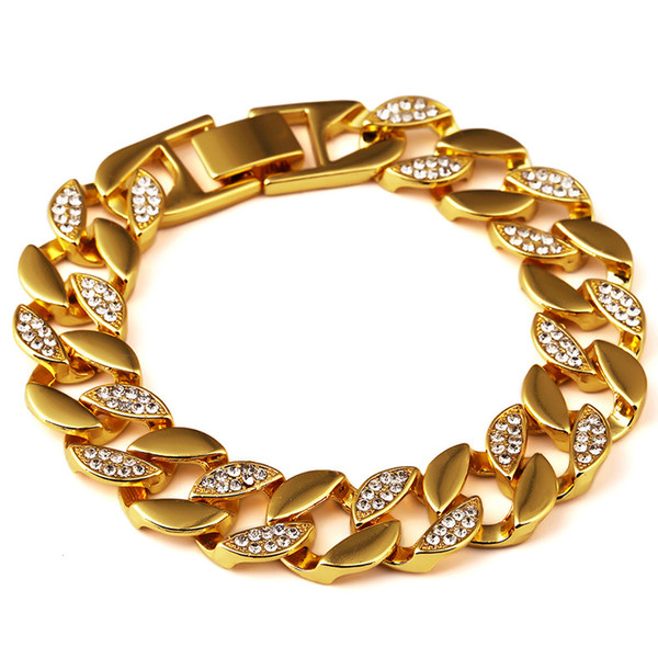 половина кристалла Bracelet1