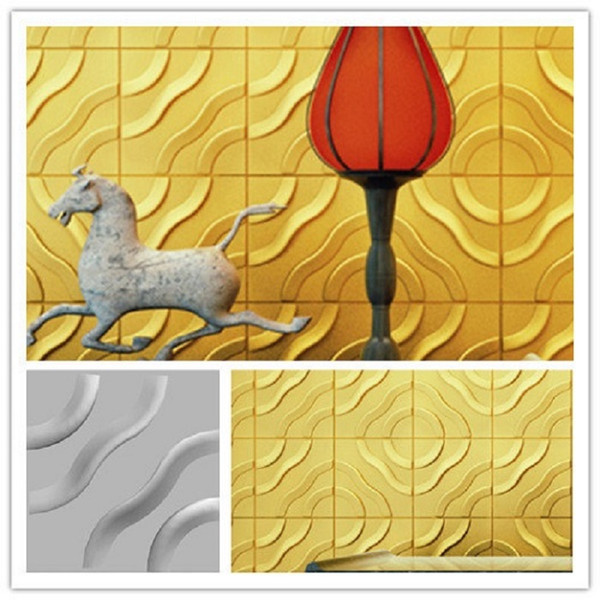 Chinese Decoration Interior Wall Deco 3d Decorative Wall Panels For ...