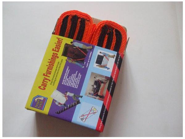 Vendita calda !!! Cinghie mobili Consegna degli avambracci Cinghia da trasporto di trasporto Home Carry Furnishings Strumenti di trasporto mobili più facili (1Pack = 2pcs)